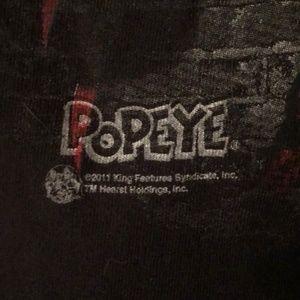 Delta Shirts - Popeye MMA / Boxing Short Sleeve Tee